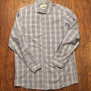 NWOT Michael Kor Dress Shirt